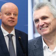 MRU etikos sargų išvada: V. Valentinavičius premjero neįžeidė