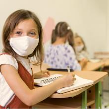Dalis vaikų grįš į sostinės mokyklas: ką svarbu žinoti tėvams?