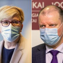 S. Skverneliui užkliuvo ketvirtieji viceministrai: ar ministrams sunkiai sekasi?