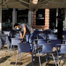 Portugalija kvėpuoja laisviau: vėl atidaro muziejus, mokyklas ir lauko kavines