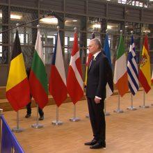 G. Nausėda: Rusijos elgesys lieka agresyvus