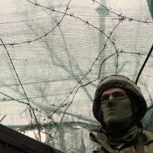 Seimas paragino Rusiją nutraukti provokacinius veiksmus prie Ukrainos sienos