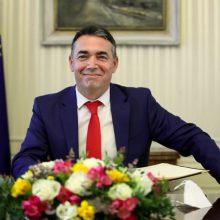 Lietuvoje lankosi Šiaurės Makedonijos vicepremjeras