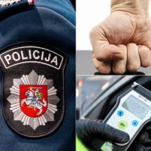 Palangos klube siautėjo neblaivus policininkas: smurtavo prieš jauną porą