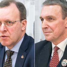 A. Juozaičio ir N. Puteikio partijos Seimo rinkimuose nekonkuruos?