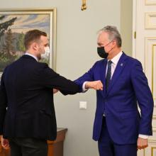 G. Landsbergis: dalyvavimo EVT tvarką reikia teisiškai reglamentuoti