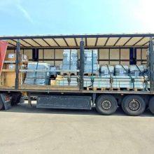 Migrantų krizė: Lietuvai paramą atsiuntė Austrija, Graikija, Suomija ir Slovėnija