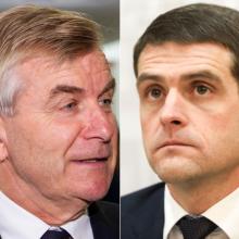 R. Žemaitaitis abejoja apkalta Seimo pirmininkui