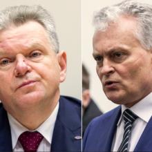 Prezidentas: J. Narkevičius negali užsiimti tiesiogine veikla