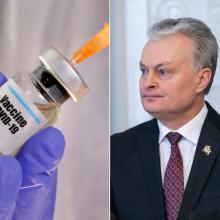 Prezidentūra toliau atmeta galimybę šaukti VGT dėl vakcinos pirkimo