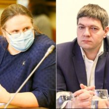 A. Mazuronis: A. Širinskienė sabotuoja koalicijos veiklą – pyksta dėl S. Skvernelio
