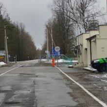 Baltarusijos pasienyje vėl atidaromi trys kontrolės punktai