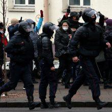 Baltarusija saugių šalių reitinge per metus nusirito iš 16 į 114 eilutę