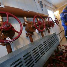 Ukraina ir Rusija užbaigė dvišales derybas dėl dujų tranzito