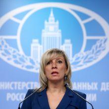 Rusijos URM sako, kad neturi informacijos apie šnipų mainus su Lietuva