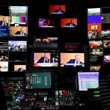 Rusijos kariuomenės valdomos televizijos žurnalistė neįleista į Lietuvą