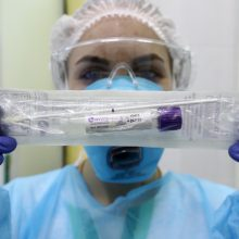 Estijoje mirė dar vienas koronavirusu užsikrėtęs pacientas