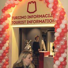 Vilniaus oro uoste duris atvėrė naujas turizmo informacijos centras