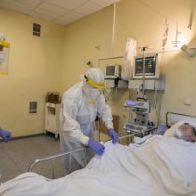 Medikų pandemijos metai: kai kurie praeities įvykiai kelia šypseną
