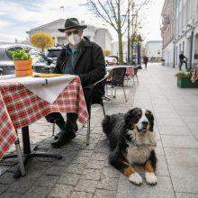 Vilnius pamažu virsta viena didele lauko kavine: jau išduoti 270 leidimų