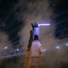Gimtadienio proga Vilnius apšvies tiltus, pilį, pramogauti siūlo namie