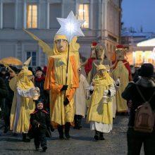 Vilniuje apsilankys Trys Karaliai