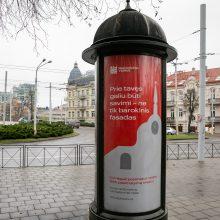 Vilnius kviečia į pasimatymus su miestu