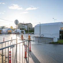Vilnius pradeda pedagogų testavimą greitaisiais testais