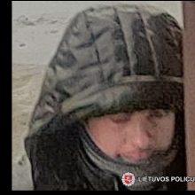 Padėkite sugauti niekšą: vyras Vilniuje puldinėja nepilnametes