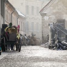 Sužinokite, kur Vilniuje gimė garsiausi užsienio filmai