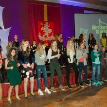 """Tarptautinis festivalis """"Muzikos talentų lyga"""" pritraukė per 600 jaunuolių"""