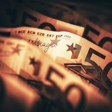 Alytaus rajone, įtariama, pavogta 13 tūkst. eurų