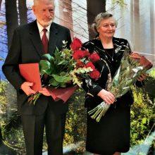 Aštuoniasdešimtmetį atšventęs A. Kusta labiau linkęs apžvelgti šalies nueitą kelią