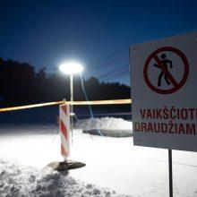 Žiemiškus šalčius keis pliusinė temperatūra: įspėja, kad pramogos ant ledo gali virsti tragedija