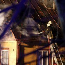 Daugėja apdegusių ir dūmais apsinuodijusių žmonių: gaisrus dažnai bando gesinti ir rankomis