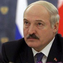 A. Lukašenka: Astravo AE pirmasis reaktorius bus įjungtas netrukus