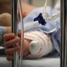 Į ligoninę dėl apsinuodijimo paguldyta pernai gimusi mažylė