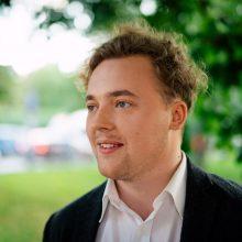 Muzikantas D. Petreikis: pats sau esu nesibaigiantis projektas