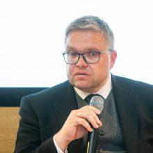 V. Vasiliauskas: įmonių likvidumas geresnis nei per ankstesnę krizę