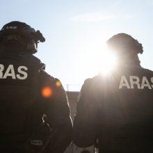 Policijai pranešta apie rastus karo laikų šovinius, prieštankines raketas bei sprogmenis