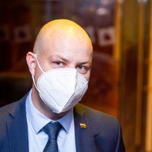 A. Veryga kreipėsi į opozicijos atstovus: prašo ir pažada