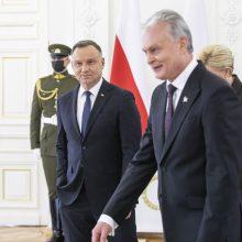 Kokia Lietuvos pozicija Lenkijos ginče su Europos Sąjunga?