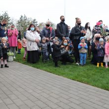 Įkurtuvių maratonas Kauno rajono vaikų darželiuose šiemet jau finišavo