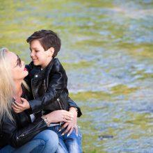 Žiauriai sukandžioto berniuko mama: ant rankų laikiau savo vaiką be pusės veido