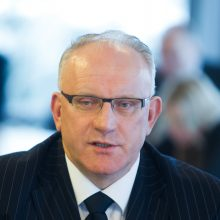 """""""Socialdarbiečiams"""" vadovaus Seimo narys J. Pinskus"""