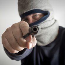 Į ligoninę Šiauliuose dėl šautinių žaizdų paguldytas vyras
