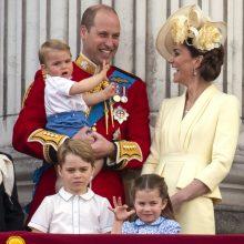 Britų princesė Charlotte kitą savaitę pradeda lankyti mokyklą