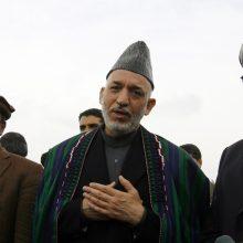 Barselonoje per apiplėšimą sužeistas Afganistano ambasadorius