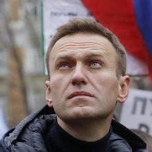 J. Borrellis: Europos diplomatai palaikė ryšį su A. Navalno advokatais