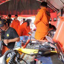 Indonezijoje per staigius potvynius žuvo mažiausiai 44 žmonės